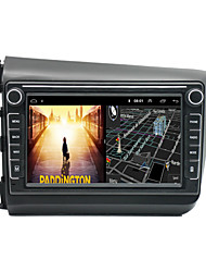 cheap -Android 9.0 Autoradio Car Navigation Stereo Multimedia Player GPS Radio 8 inch IPS Touch Screen For Honda Civic 2012-2015 1G Ram 32G ROM Support iOS System Carplay Left