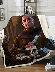 cheap -Cross-border Home Textiles Amazon Aliexpress Ebay Wish Stand-alone Station Wizard Blanket