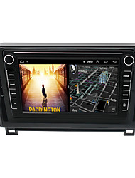 cheap -Android 9.0 Autoradio Car Navigation Stereo Multimedia Player GPS Radio 8 inch IPS Touch Screen for Toyota Tundra Sequoia 2013-2021 1G Ram 32G ROM Support iOS System Carplay