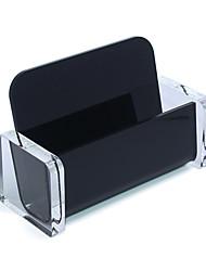 cheap -card holder back to school gift Black Card Cases desk Organizers for Women & Men 11*6.5*4.5 cm