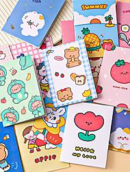 cheap -Cartoon Cute Kawaii Journal Notebook back to school gift office Diary Planner Agenda Sketchbook Suitable 8.5*12cm