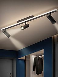 cheap -LED Ceiling Light 80/100 cm Dimmable Island Design Flush Mount Lights Aluminum Modern Style Stylish Painted Finishes LED Modern 220-240V