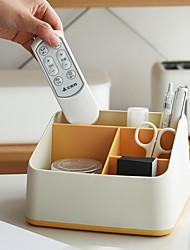 cheap -Multifunctional desktop sundries finishing box office plastic storage box combination 17.2*15*10.5cm