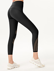 cheap -Activewear Pants Tulle Women's Daily Wear Running Nylon
