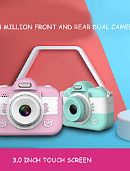 cheap -C7 Kids Camera Touch Screen Rechargeable Recording Image and Video Function Kids Games E-book 3 inch 28MP Gift