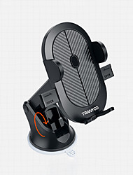 cheap -Phone Holder Stand Mount Car Car Holder Phone Holder Buckle Type Adjustable 360°Rotation Aluminum ABS Phone Accessory iPhone 12 11 Pro Xs Xs Max Xr X 8 Samsung Glaxy S21 S20 Note20
