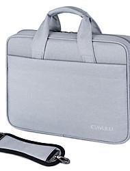 cheap -13.3 Inch Laptop / 14 Inch Laptop / 15.6 Inch Laptop Briefcase Handbags Nylon Fiber / Canvas Solid Color for Men for Women for Business Office