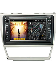 cheap -Android 9.0 Autoradio Car Navigation Stereo Multimedia Player GPS Radio 8 inch IPS Touch Screen for Toyota Camry 2008-2011 1G Ram 32G ROM Support iOS System Carplay