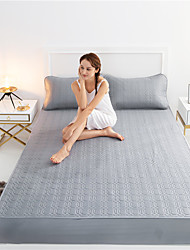 cheap -Water - washed silk cotton - clamp waterproof bed accessory air - permeable dust - proof sheet mattress cover mattress cover