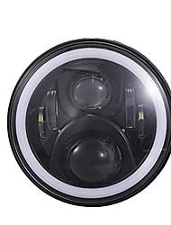 cheap -OTOLAMPARA Super Light 500W Headlight H4 fit for Wrangler JK LJ TJ CJ/ HUMMER H1 H2/ Land Rover Defender/ Hard Rock/ Rubicon X