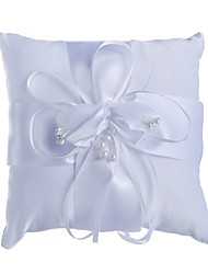 cheap -Pearls Cotton Ring Pillow All Seasons