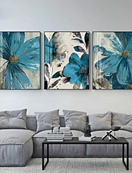 cheap -Wall Art Canvas Poster Painting Artwork Picture Plant Floral Home Decoration Decor Rolled Canvas No Frame Unframed Unstretched