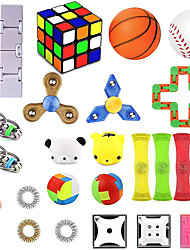 cheap -Fidget Toys Set Sensory Toys for Adults Kids ADHD ADD Anxiety Autism Stress Relief Toys for School Supplies Classroom Rewards Birthday Party Favors Carnival Prizes Goody Bag Piata Fillers