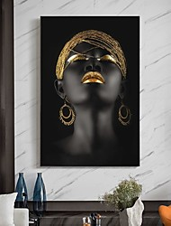 cheap -Wall Art Canvas Prints Painting Artwork Picture People Beauty Home Decoration Dcor Rolled Canvas No Frame Unframed Unstretched