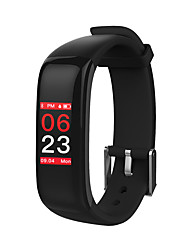 cheap -P1 Plus Color Screen Female Physiological Smart Bracelet Blood Pressure Heart Rate Sleep Monitoring Multifunctional Sports Pedometer Watch