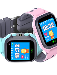 cheap -imosi E07 1.44 Inch Children's Smart Watch SOS Phone Watch Smartwatch For Kids With Sim Card Photo Weather Forecast Kids Gift For IOS Android