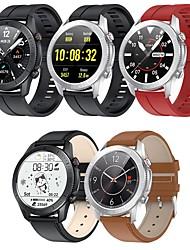 cheap -SK5 Smartwatch Fitness Running Watch Bluetooth Pedometer Sleep Tracker Heart Rate Monitor Long Standby Compass Call Reminder IP68 45mm Watch Case for Smartphone Men Women