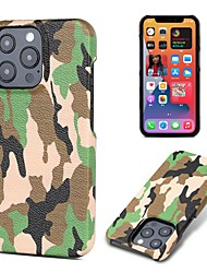 cheap -Phone Case For Apple Back Cover iPhone 13 12 Pro Max 11 Pro Max Shockproof Dustproof Camouflage TPU