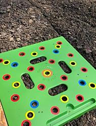cheap -Garden Novice Vegetable Planting Board Seeding Model Spacer Tool Plastic Material