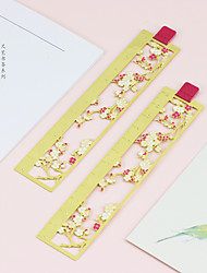 cheap -Inspirational Creative Colored flowers Bookmarks for Women Page Markers for Students Teachers Reading