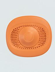 cheap -Bathroom Washbasin Drain Hair Catcher Irregular Pattern Bath Stopper Plug Sink Strainer Filter Kitchen Accessory Dropshipping
