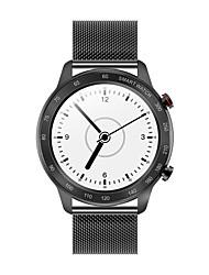cheap -MX5 Smartwatch Fitness Running Watch Bluetooth Pedometer Activity Tracker Sleep Tracker Long Standby Hands-Free Calls Message Reminder IP68 45mm Watch Case for Android iOS Men Women / Gravity Sensor