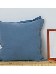 cheap -Plain cotton linen cushion cover for leaning on large technology to embrace the pillowcase contracted