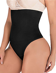 cheap -High Waist Shaping Panties Breathable Body Shaper Slimming Tummy Underwear panty shapers High Waist