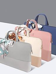 cheap -13.3 Inch Laptop / 14 Inch Laptop / 15.6 Inch Laptop Briefcase Handbags Nylon Fiber Solid Color for Men for Women for Business Office