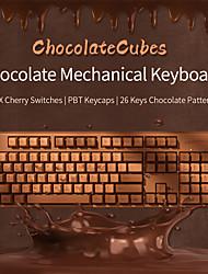 cheap -AJAZZ AK533 USB Wired Mechanical Keyboard Cherry MX Switches Mechanical 104 pcs Keys