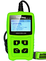 cheap -THINKCAR Male to one Female OBD-II No Vehicle Diagnostic Scanners
