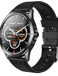 cheap -Imosi Q29 Smart Watch 1.32 HD Screen Sport Fitness Watch IP68 Waterproof Bluetooth Heart Rate and Blood Oxygen Monitoring  Respiratory rate For Android ios