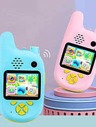 cheap -Kids Camera Rechargeable Recording Image and Video Function Kids Games E-book 2 inch 20.0MP CMOS Gift