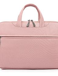 cheap -12 Inch Laptop / 14 Inch Laptop / 15.6 Inch Laptop Briefcase Handbags Nylon Fiber Solid Color Unisex