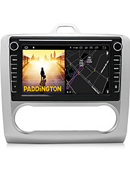 cheap -Android 9.0 Autoradio Car Navigation Stereo Multimedia Player GPS Radio 8 inch IPS Touch Screen for Ford Focus 2006-2014 1G Ram 32G ROM Support iOS System Carplay