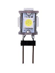cheap -10pcs 4pcs 1pc 0.8 W LED Bi-pin Lights 60 lm G4 5 LED Beads SMD 5050