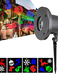 cheap -Projector Light Garden Lights Waterproof Projector Rotating LED Projector Christmas Party Outdoor Red