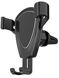 cheap -Phone Holder Stand Mount Car Car Holder Adjustable 360°Rotation ABS Phone Accessory iPhone 12 11 Pro Xs Xs Max Xr X 8 Samsung Glaxy S21 S20 Note20