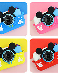 cheap -Kids Camera Rechargeable Recording Image and Video Function Kids Games E-book 2.4 inch 28MP Gift