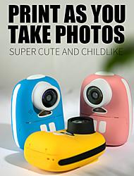 cheap -D10 Kid Instant Print Camera Thermal Printing Camera Digital Photo Camera Girl's Toy Child Camera Video Boy's Birthday Gift