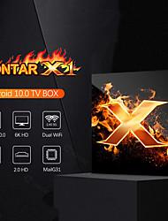 cheap -VONTAR X1 Smart TV Box Android 10 4GB 64GB 4K 1080p 2.4G&5G Wifi BT5.0 Google Voice Assistant Youtube TVBOX Set Top Box