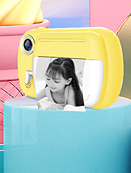cheap -U2 Kids Camera Rechargeable Recording Image and Video Function Kids Games E-book Instant Print 3.5 inch CMOS Sensor Gift
