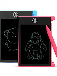 cheap -HYD-4401 4.4-inch LCD Writing Tablet Digital Drawing LCD Screen Tablet Portable Electronic Handwriting Pads Art Notepad With Pen For Kids Girl Boy Birthday New Year Gift