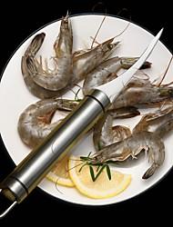 cheap -Oyster Opening Knife Shrimp Line Knife Shrimp Cutting Knife Stainless Steel Kitchen Tools Open Shrimp Back