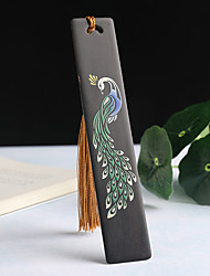 cheap -Inspirational Creative Colored vintage animals Bookmarks for Women Page Markers for Students Teachers Reading