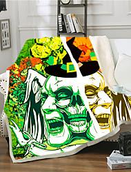 cheap -Cross-border home textiles Amazon AliExpress ebay wish stand-alone station skull blanket