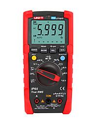 cheap -UNI-T Tester Digital Multimeter Profesional UT191T UT191E True RMS Auto Range DMM 20A Ammeter 600V Count 6000 DC AC Capacitor