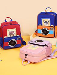 cheap -School Bag Cartoon Camera Animals Daypack Bookbag Laptop Backpack with Multiple Pockets for Men Women Boys Girls