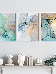 cheap -Wall Art Canvas Prints Painting Artwork Picture Abstract Marble Home Decoration Decor Rolled Canvas No Frame Unframed Unstretched