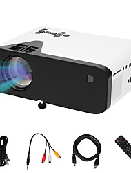cheap -UB20 LCD Projector WIFI Projector Keystone Correction Manual Focus WiFi Bluetooth Projector 1080P (1920x1080) 3000 lm Compatible with TV Stick HDMI USB VGA / 720P (1280x720) / ±15°